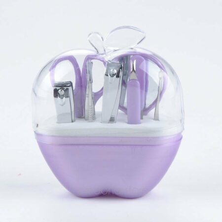 Apple Makeup Manicure Set & Kit Nail